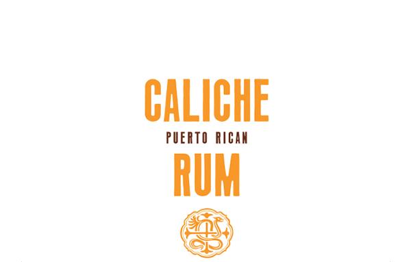Caliche Puerto Rico Rum