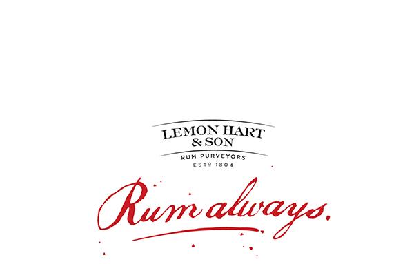 Lemon Hart Rum