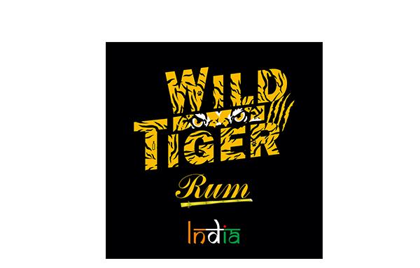Wild Tiger Rum - India